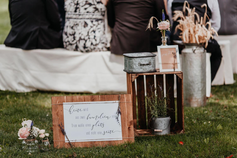 vintage deko, diy wedding, diy hochzeit, schild vintage hochzeit, sign wedding